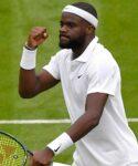 Frances Tiafoe, Wimbledon 2021