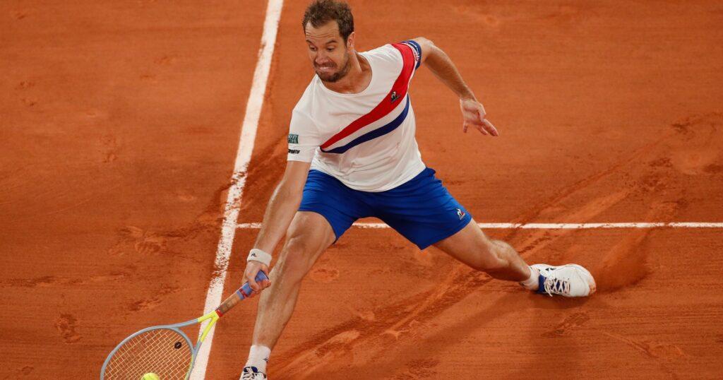 Gasquet Roland-Garros 2021