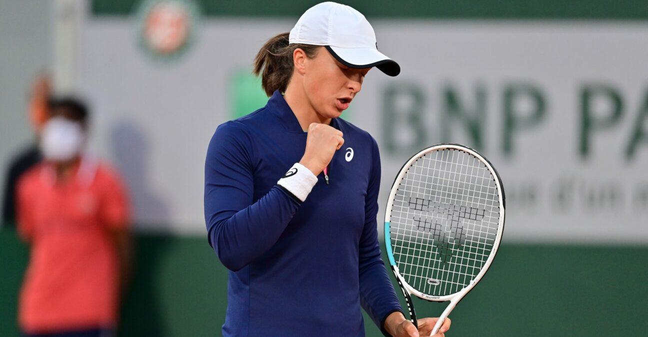 Iga Swiatek, Roland-Garros 2021