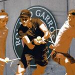 Roland-Garros teenagers: Lorenzo Musetti, Jannik Sinner,