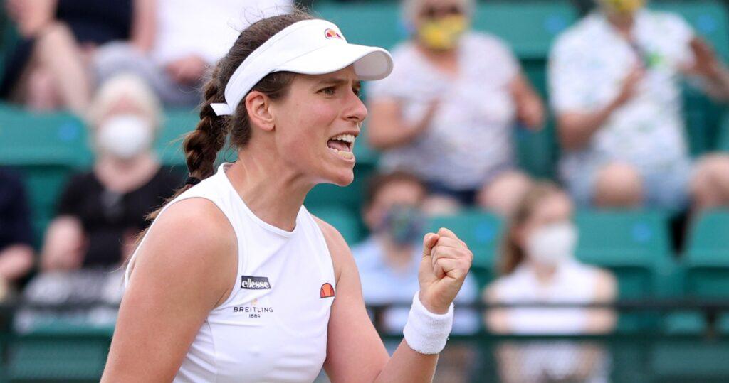 Johanna Konta, Nottingham, Nottingham Open