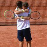 Nicolas Mahut & Pierre-Hugues Herbert at Roland-Garros in 2021