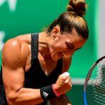 Maria Sakkari, Roland-Garros 2021
