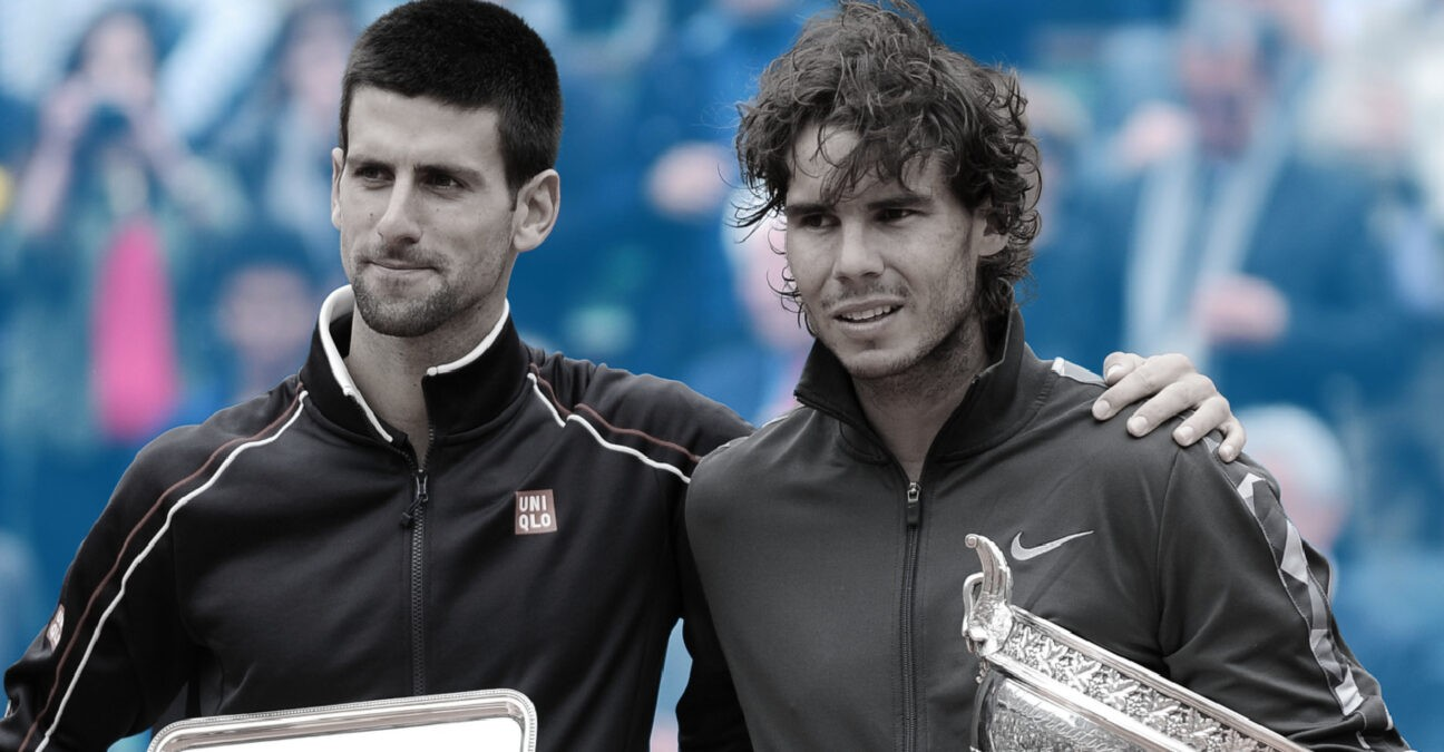 Nadal Djokovic OTD 10_06