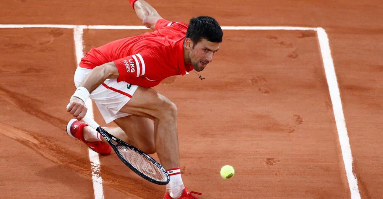 Novak Djokovic, Roland-Garros 2021