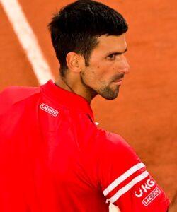 Novak Djokovic, Roland-Garros, 2021