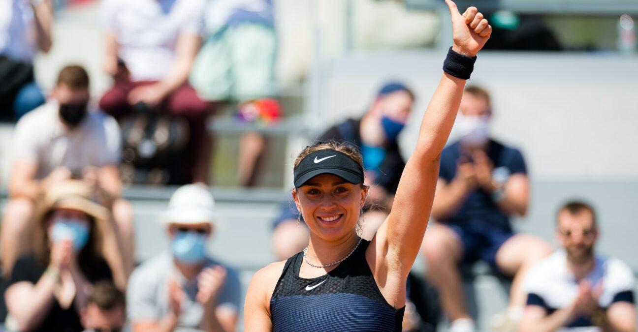 Paula Badosa, Roland-Garros 2021