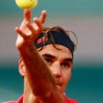 Roger Federer, Roland-Garros 2021