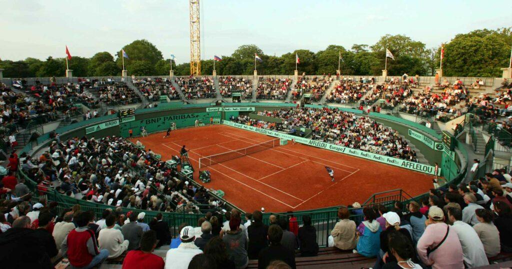 Roland-Garros, Court N°1