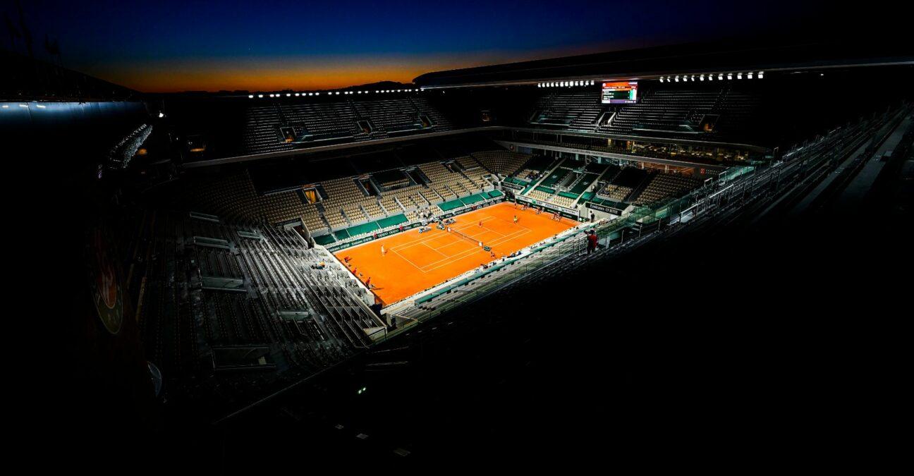 Roland-Garros in 2021