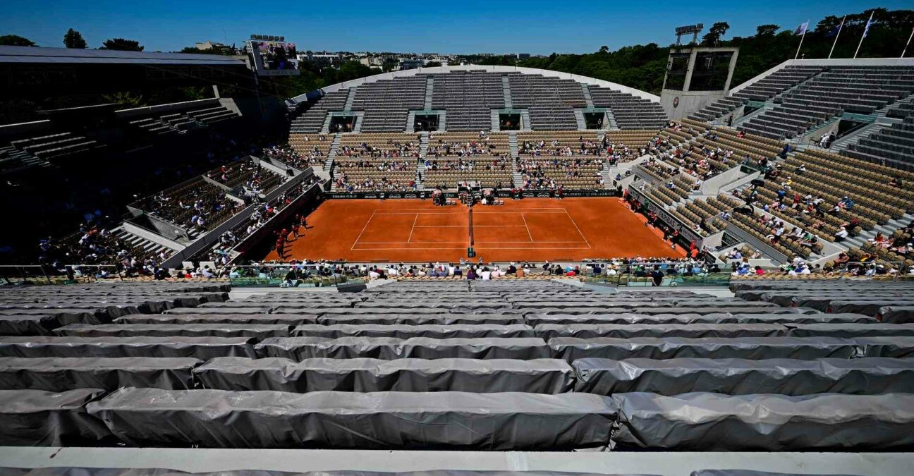 Roland-Garros, Suzanne-Lenglen court
