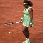 Serena Williams, Roland-Garros 2021