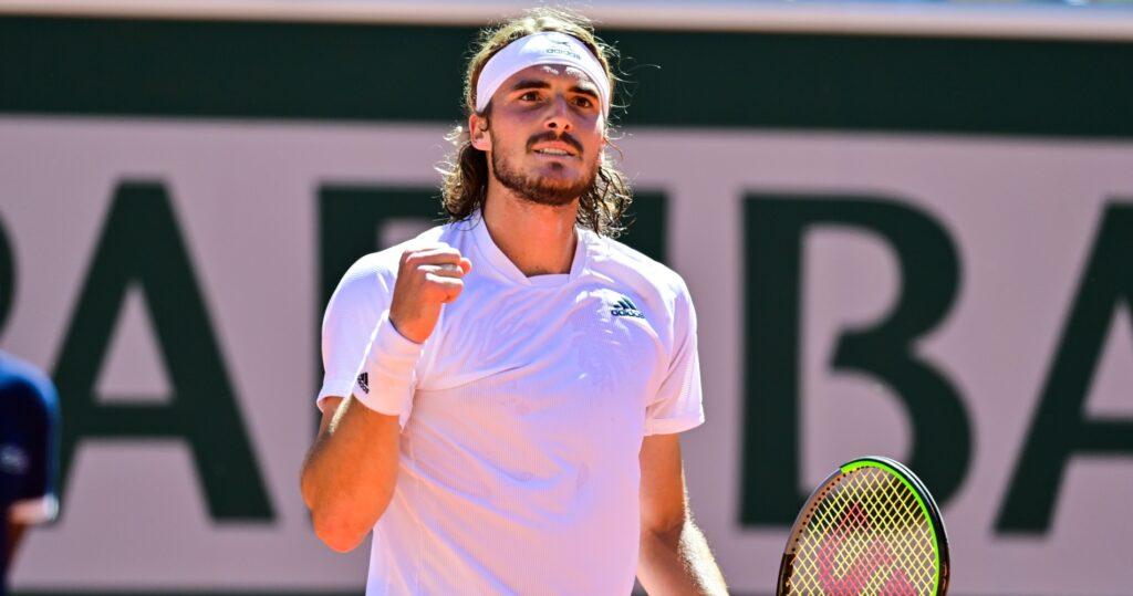 Stefanos Tsitsipas, Roland-Garros