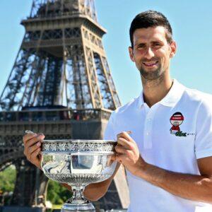 Novak Djokovic - Roland-Garros 2021