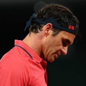 Roger Federer - Roland-Garros 2021