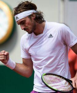 Stefanos Tsitsipas - Roland-Garros 2021