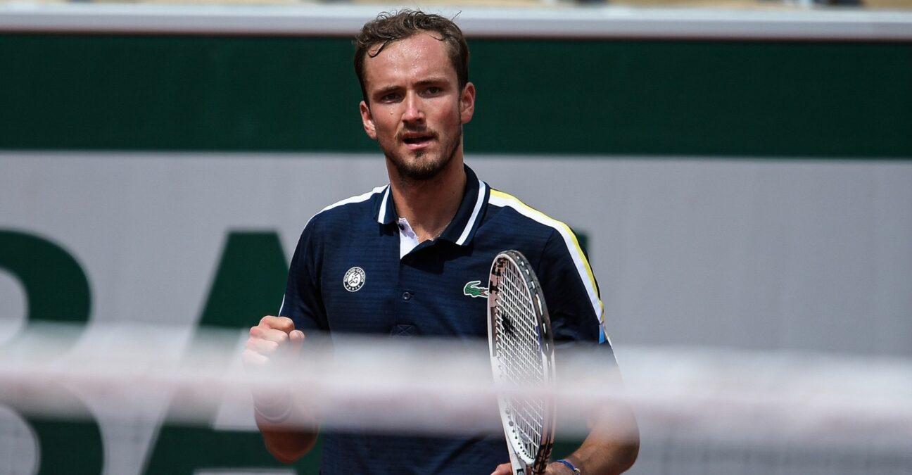 Daniil Medvedev - Roland-Garros 2021