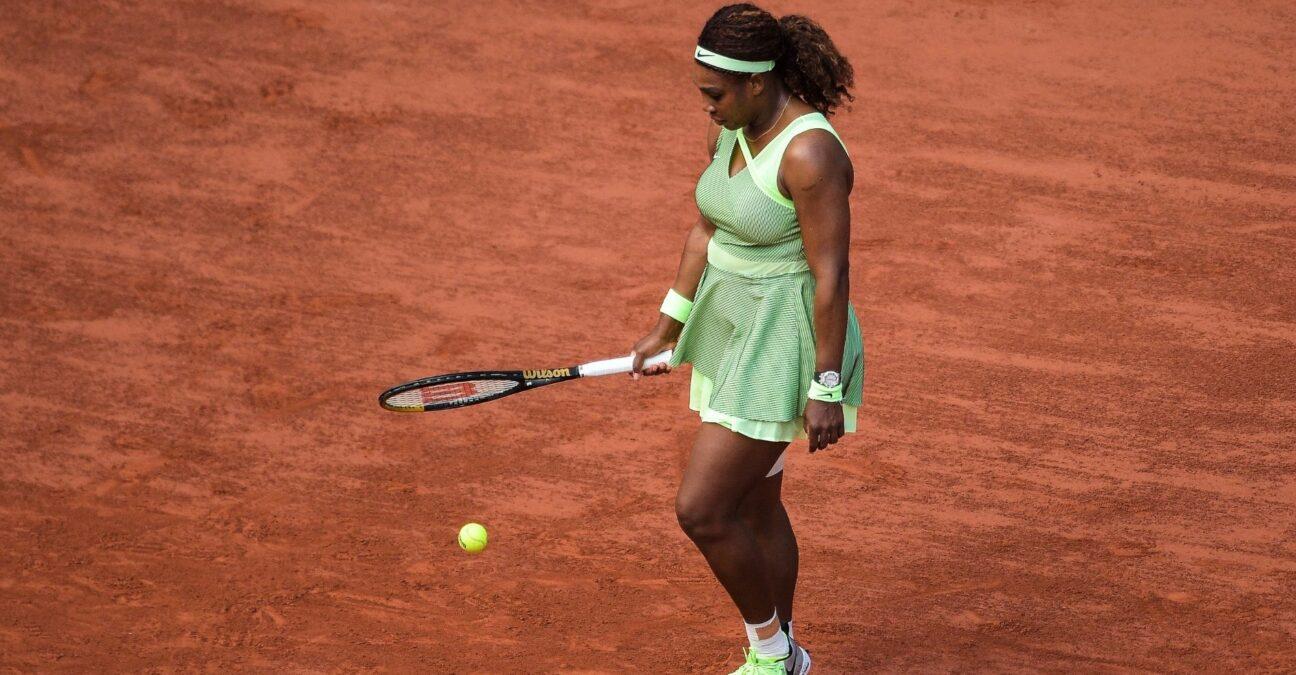 Serena Williams - Roland-Garros 2021