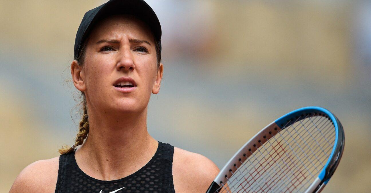 Victoria Azarenka, Roland-Garros 2021