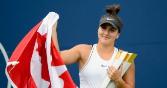 Bianca Andreescu, Open du Canada 2019