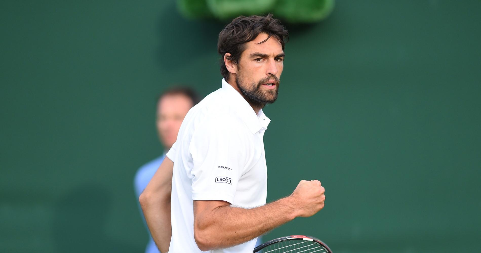 Jérémy Chardy, Wimbledon 2016