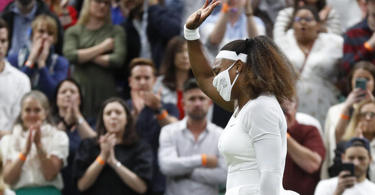 Serena Williams, Wimbledon 2021