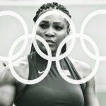Serena Williamw aux Jeux olympiques de Rio en 2016