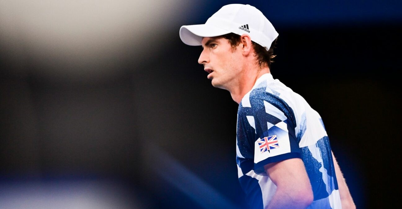 Andy Murray, Jeux Olympiques Tokyo 2020