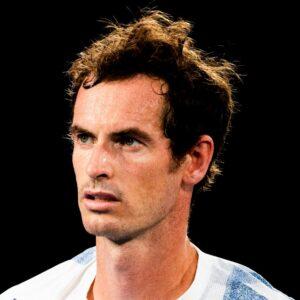 Andy Murray OLYMPICS : Tokyo 2020 Olympics - Tennis Training - Ariake Tennis
