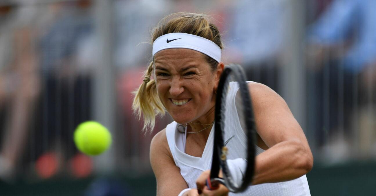 Victoria Azarenka, Wimbledon 2019