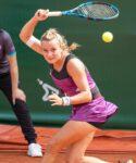 Clara Burel at Lausanne in 2021