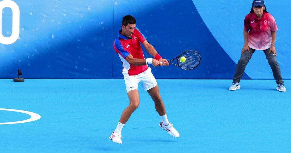 Novak Djokovic - J.O 2020