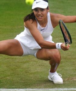 Emma Raducanu Wimbledon
