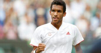 Félix Auger-Aliassime, Wimbledon 2021