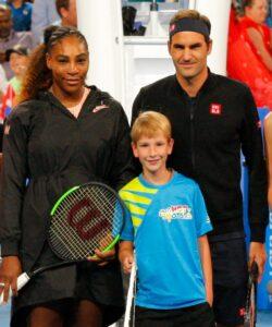 Roger Federer, Serena Williams, Hopman Cup