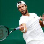 Karen Khachanov, Wimbledon 2021, huitième de finale