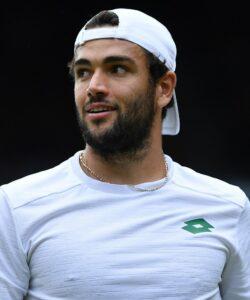 Matteo Berrettini, Wimbledon 2021