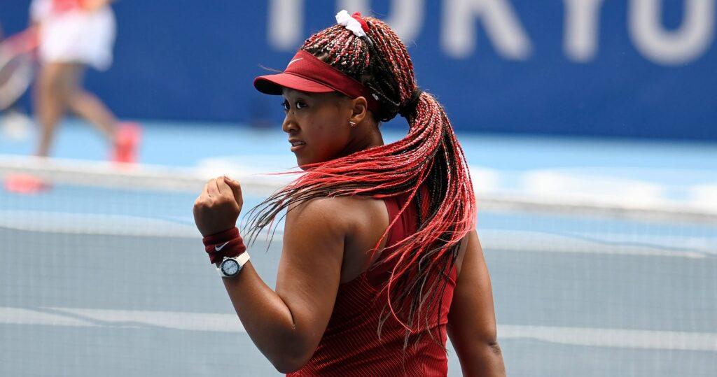 Tokyo 2020 Olympics, Olympic Tennis Event Naomi Osaka Japan
