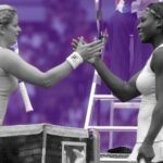 Kim Clijsters et Serena Williams, On this day