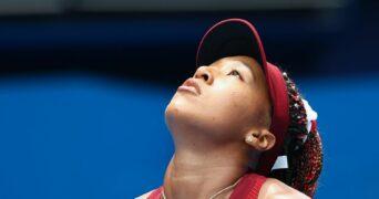 Ariake Tennis Park - Tokyo, Japan - Naomi Osaka of Japan in action