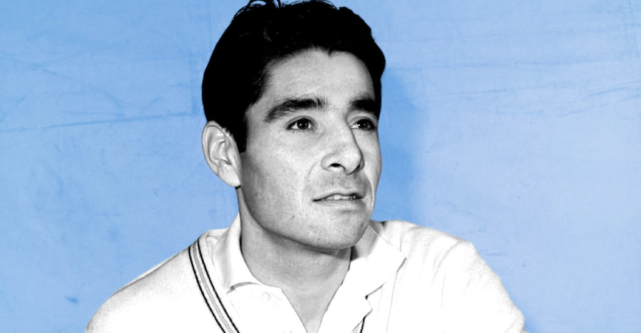 Pancho Gonzales, On This Day