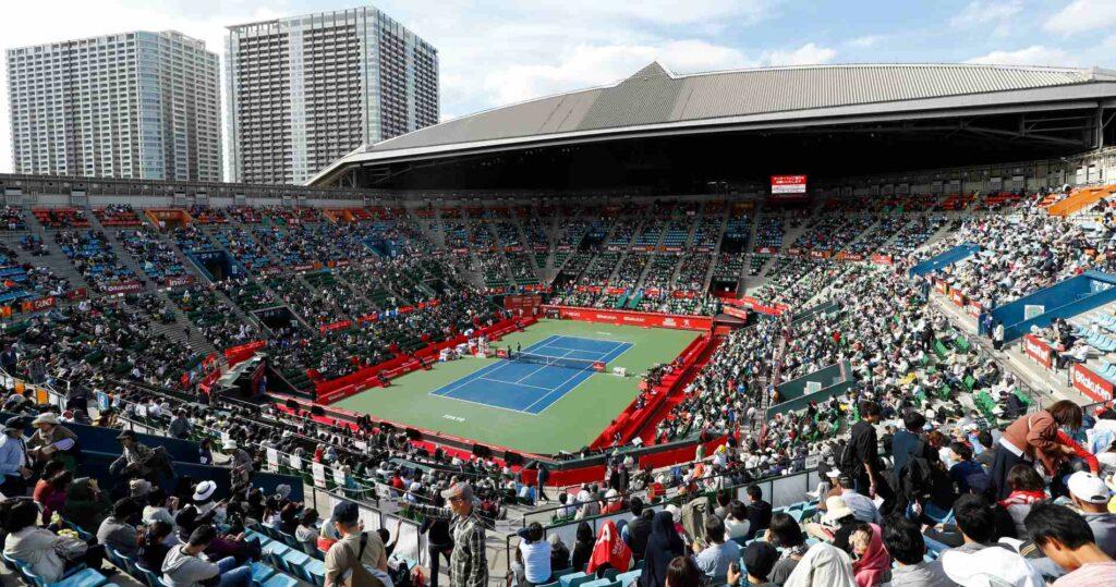 Tokyo, Ariake Coliseum