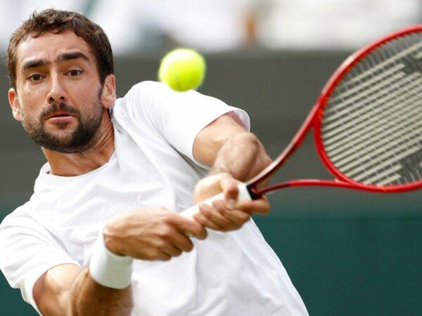 Marin Cilic - Wimbledon 2021