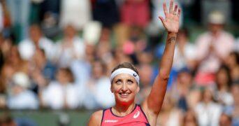 Timea Bacsinszky - Roland-Garros 2017