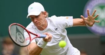 Kevin Anderson - Wimbledon 2021