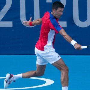 Novak Djokovic - JO 2020