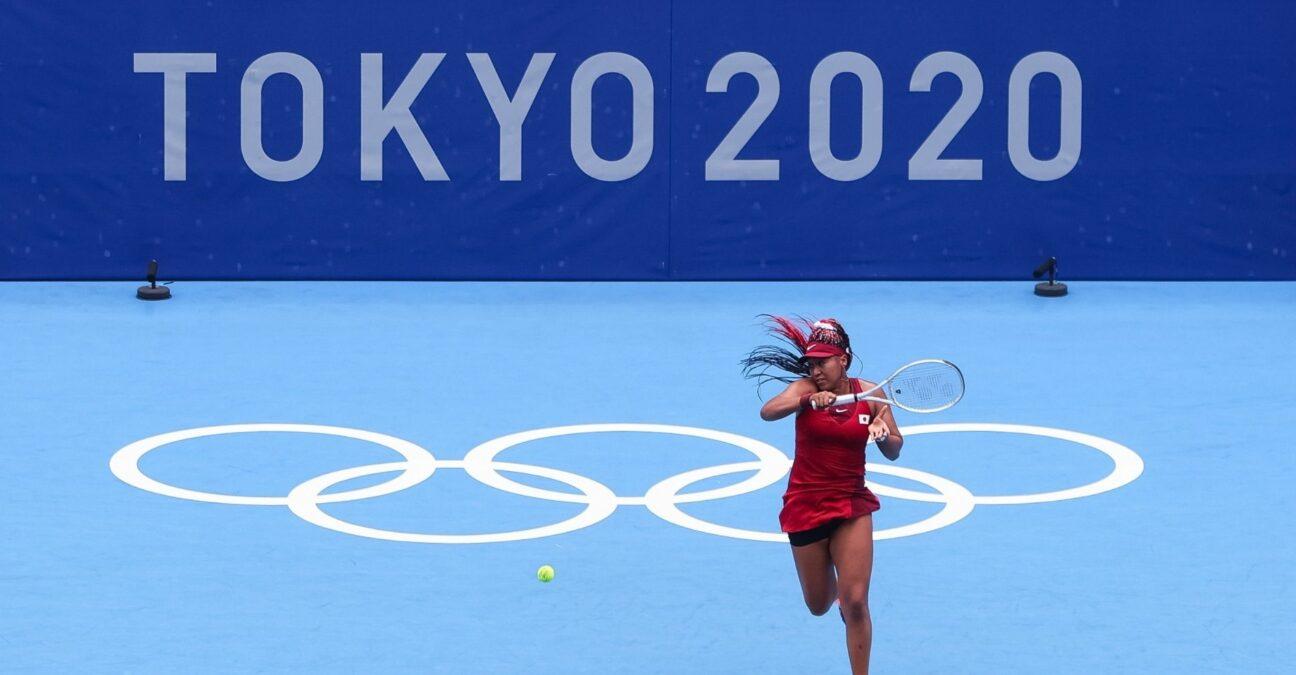 Naomi Osaka - JO 2020