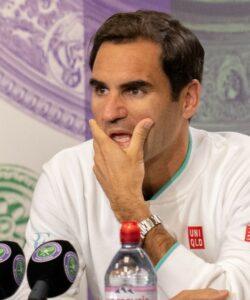 Roger Federer - Wimbledon 2021