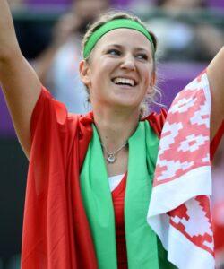 Victoria Azarenka at London Olympics in 2012