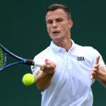 Marton Fucsovics Wimbledon 2021